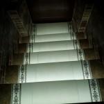 удобство использования лестницы с подсветкой