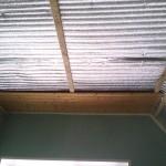 утепление потолка пенофолом с последующей отделкой вагонкой