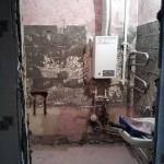 прокладка водоснабжения и канализации в комнате