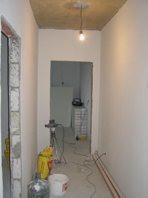 подготовка стен к поклейки обоев