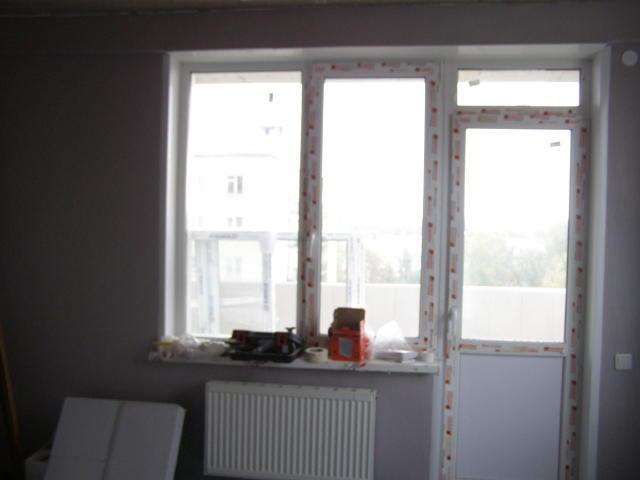 подготовка окна к установки откосов