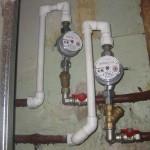 Установка счетчиков воды в Обнинске (6)